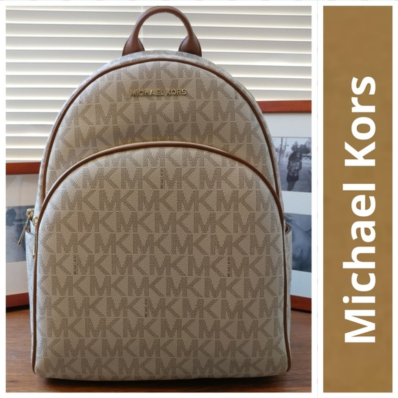afbf39742386 Michael Kors Bags | Nwt Abbey Backpack | Poshmark