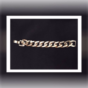 Golden Chain Link Bracelet