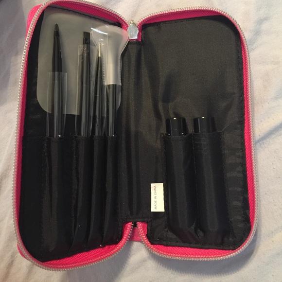 Sephora Makeup Nail Art Tool Kit With Black White Polis Poshmark