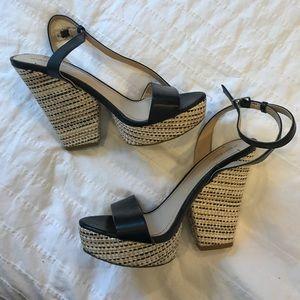 Xhilaration wedge heels