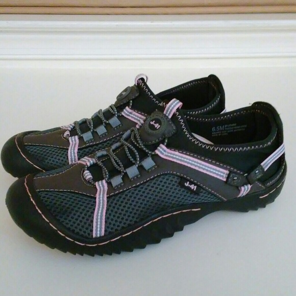16b813e314f3 Adventure On J-41 Shoes - J-41 Women s Water Shoes Mesh Hiking Sneakers