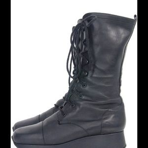 Stephane Kelian platform boots