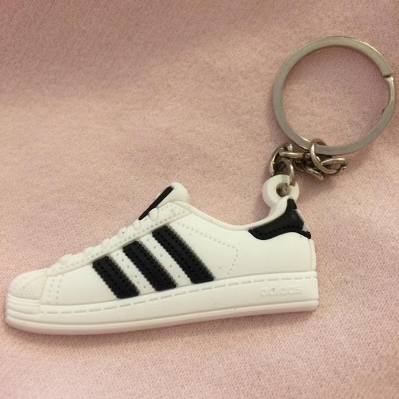 Adidas Superstar Keychain   Poshmark