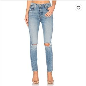 GRLFRND Petite Karolina Skinny Jeans - size 27