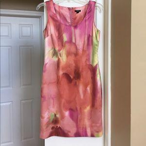 Ann Taylor silky dress