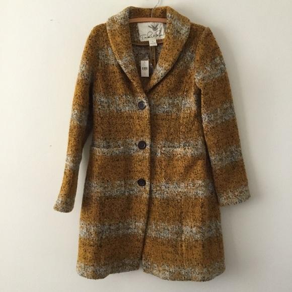 679e9cf4bcca Anthropologie Jackets & Coats | Harvest Sweater Coat | Poshmark