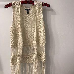 Sweaters - Open knit sweater