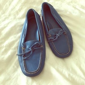L.L. Bean Leather Comfort Loafers