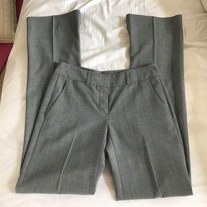 Theory gray pants sz00