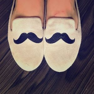 BP Mustache Loafers