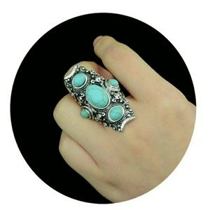 Jewelry - 🍃💙🍃Gorgeous turquoise ring🍃 💙🍃