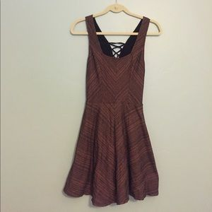 Fall FP dress.