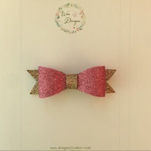 Accessories - Sparkle bow