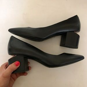623b1ae854fa Alexander Wang Shoes - Alexander Wang Simona Block Heel Pump
