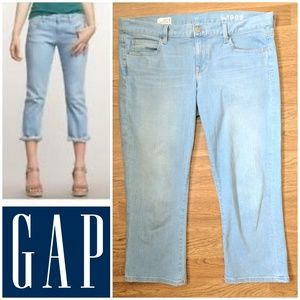 Cropped Boot Gap 1969 jeans
