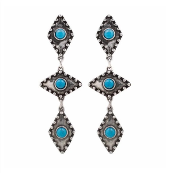 2Bandits Jewelry - Turquoise 2Bandits Earrings
