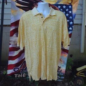 Caribbean Joe Shirt Men's Size Large
