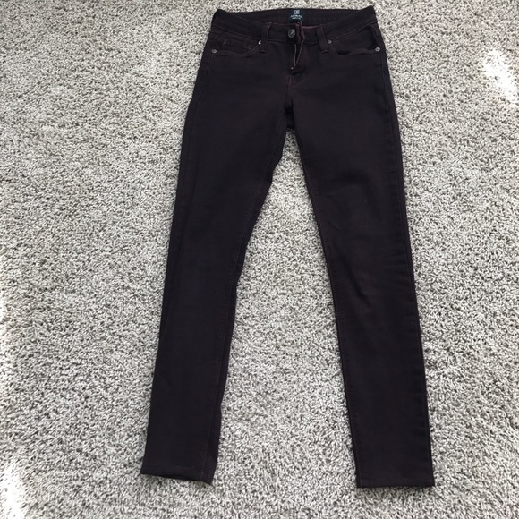 067bc762fbd3 just black Jeans | Dark Purple Brand Skinny | Poshmark