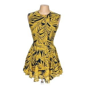 H&M Banana Leaf Dress