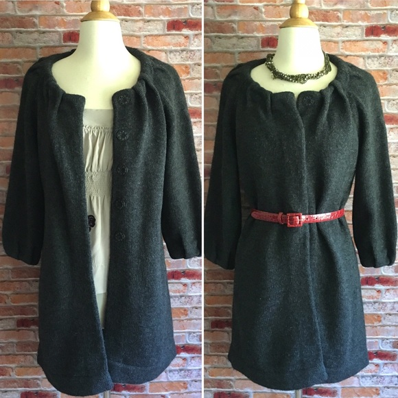 Vince Cashmere Sweater Coat 95