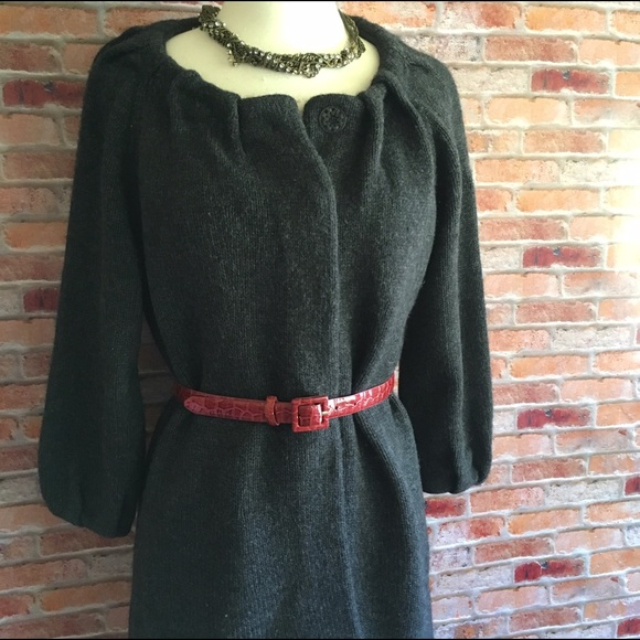 Vince Cashmere Sweater Coat 115