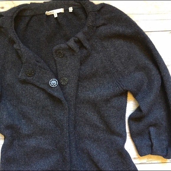 Vince Cashmere Sweater Coat 99