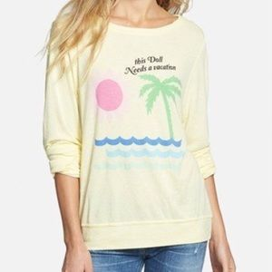 ⭐️DEAL OF THE DAY⭐️WILDFOX Need a Vacation Jumper