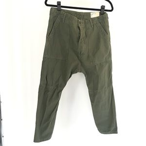 Citizens of Humanity Surplus Drop Crotch Pant
