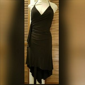  Perfect Fit Simple Black Dress