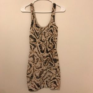 7199fe968b13 Guess by Marciano Dresses - SALE! Guess by Marciano Leopard Print Mini Dress