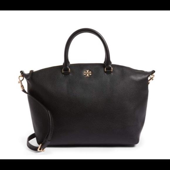 b583ac82c41 Tory Burch Bags   Authentic Frida Leather Satchel   Poshmark