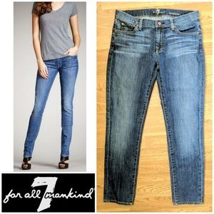 Roxanne Skinny 7 for All Mankind jeans