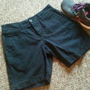 Nike black short