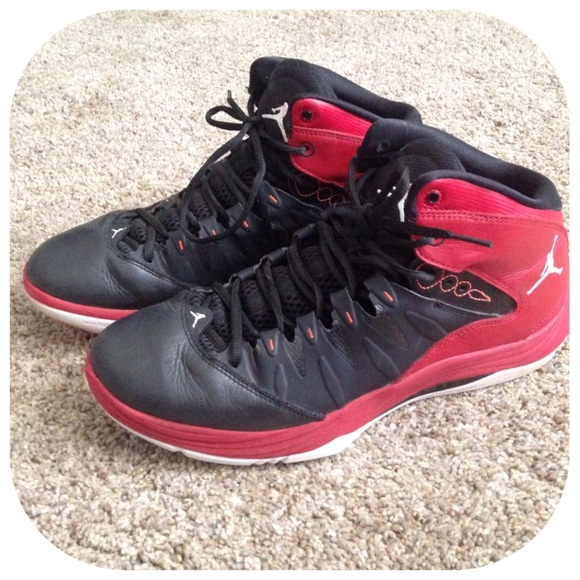 Nike Air Jordan's Size 11 High Top Sneakers