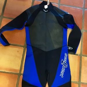 Used dry suit size XL SEA QUEST