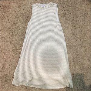 Dresses & Skirts - High neck tank/tshirt Dress