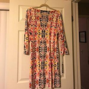 Ivanka Trump swing dress