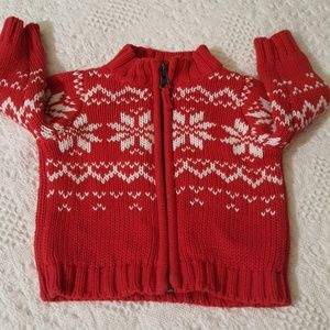 Beautiful cable knit sweater