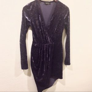 Dresses & Skirts - NWOT Velvet Dress