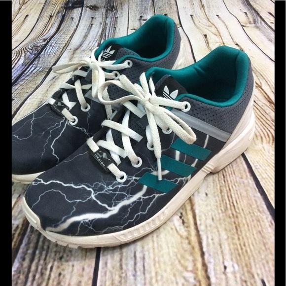 Adidas Women's ZX Flux Lightning Shoes 7
