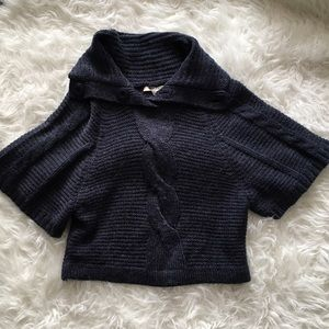 Sweaters - Cozy Brand Crop Sweater