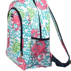 Simply Southern Backpack Crab