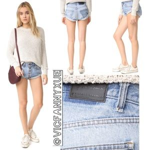 🆕 One teaspoon denim shorts xxs