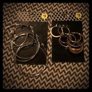 Jewelry - *final price* Earrings lot