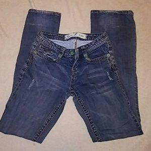 Seven7 Women's Flare Jeans 28