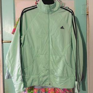 EUC Adidas Track Jacket