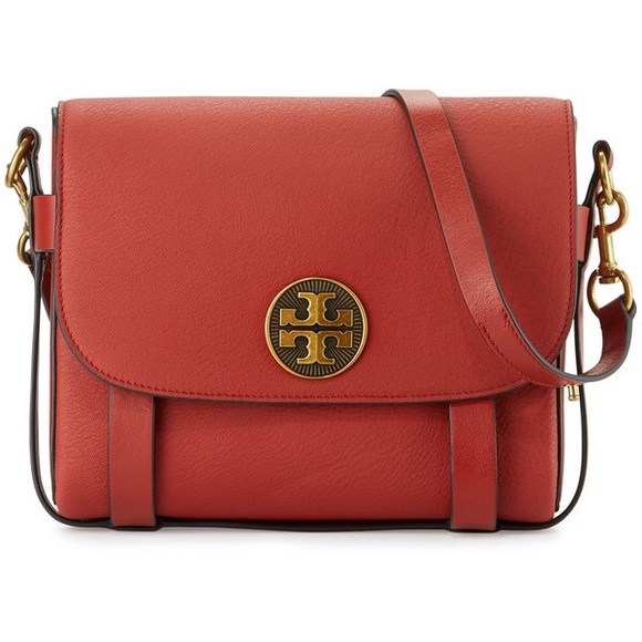891f3b16acfa Tory Burch Alastair Pebbled Bag. M 596ed334f0137dee1f00aa15