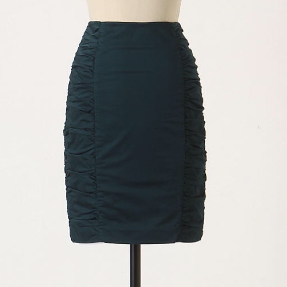 Size 8 Women's Clothing Anthropologie Nwt Cartonnier Pencil Skirt Skirts