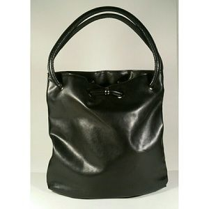 Givenchy Parfums Gunmetal Tote