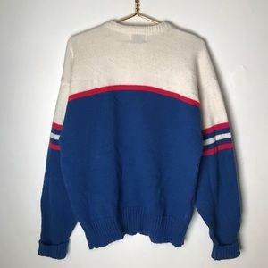 best service 37799 6c4c8 Vintage Cliff Engle New York Giants sweater
